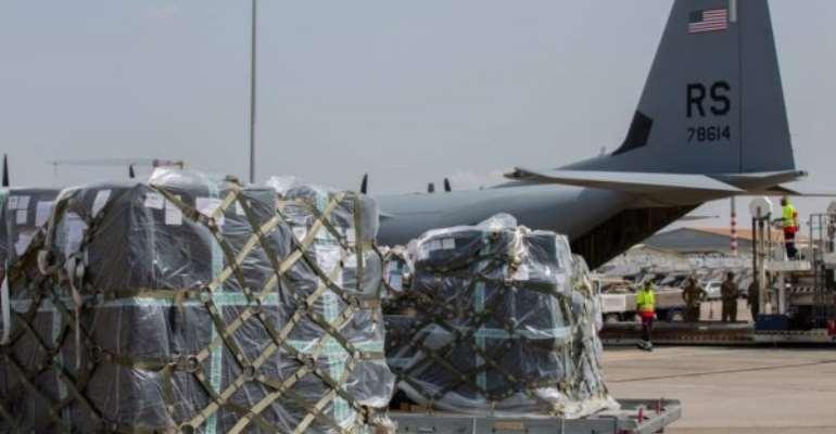 COVID-19 Testing: Ghana Gets USA Critical Medical Supplies