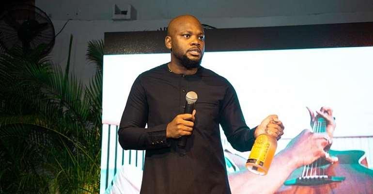 Ghana Beverage Awards: Aphro Spirit Wins Spirit of the Year Award