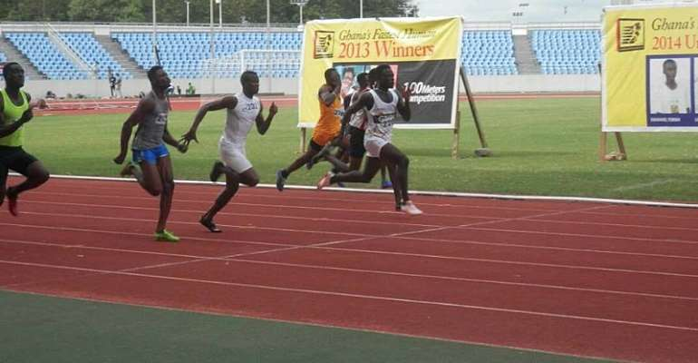 2019 GNPC Ghana Fastest Human Race To Be Staged At Aliu Mahama Stadium