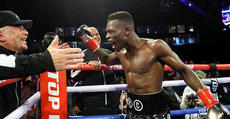 Richard Commey To Defend Title On June 28