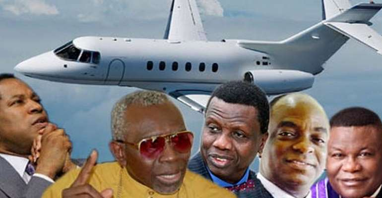 Nigerian Pastors and Private Jets: The Future of the Gospel