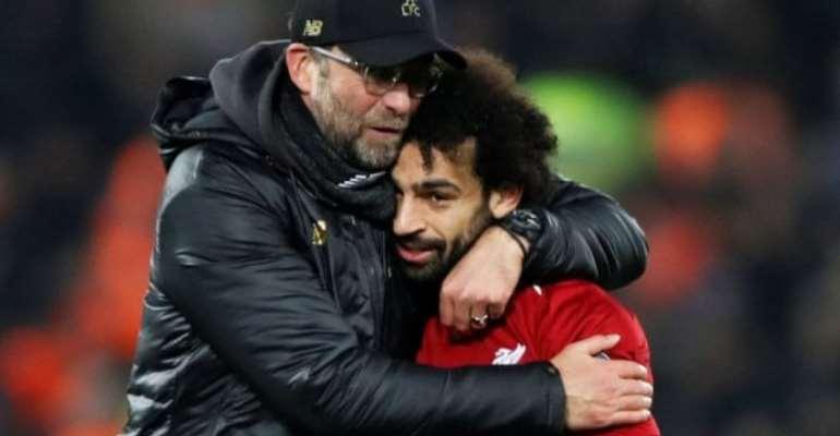 Salah's Goals Tally Is A Bigger Achievement This Season - Klopp