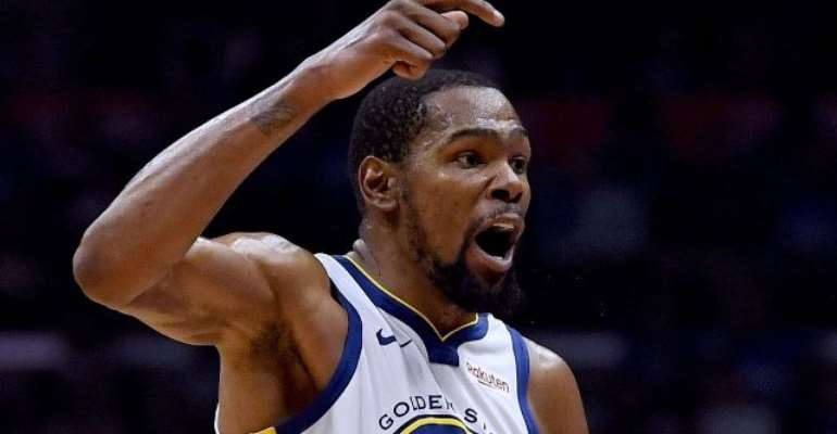 Durant Scores 50 Points As Warriors Seal 4-2 Series Win Over Clippers