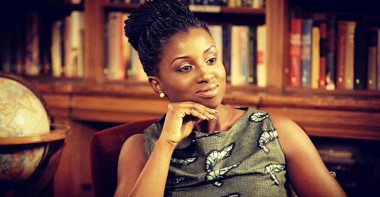 Actress Yvonne Ossei Advocates For Women & Children During COVID-19