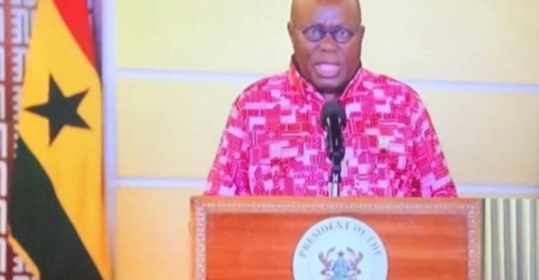 COVID-19: Akufo-Addo Warns Human Smugglers