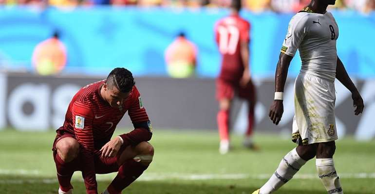 I Will Always Rate Ronaldo Over Messi; He Is Just Phenomenal - Agyemang Badu