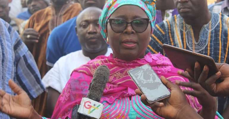 Reports Of Alima Mahama Being Chased Out Are  Total Fabrication--Group