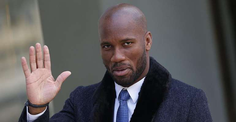 Drogba Loses Cote d'Ivoire FA Elections To Rival Sory Diabate
