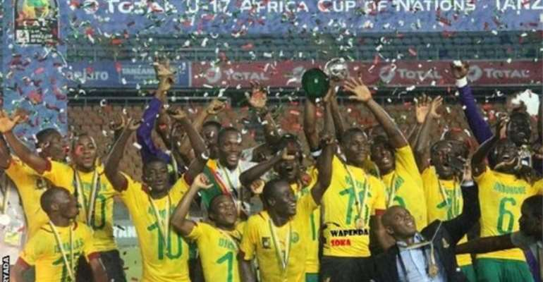 U-17 AFCON: Cameroon Beat Guinea On Penalties To Lift Trophy