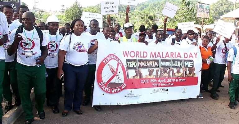 World Malaria Day In Obuasi
