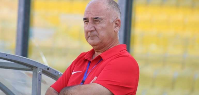 Special Competition: Inter Allies Technical Advisor Vows To Beat Hearts Of Oak [VIDEO]