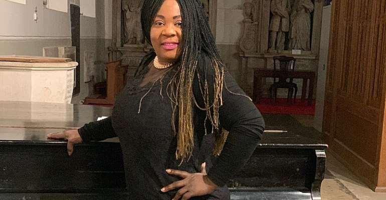 Gospel Musician Obaahemaa Gladys Defends Brother Sammy