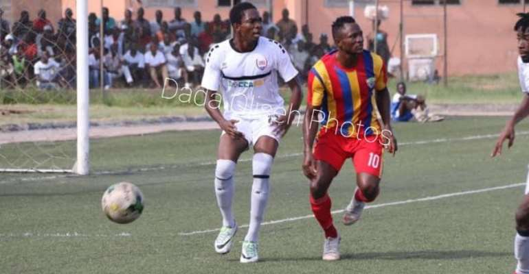 Special Competition: Hearts Pile More Misery On Allies, Kotoko Held In Berekum