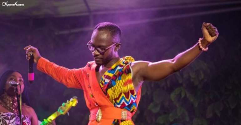 'Made In Ghana' Album Will Promote Trade And Nation Building – Obour Hails Okyeame Kwame