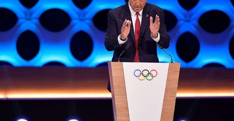 IOC Member Drut Calls On Olympics To Be