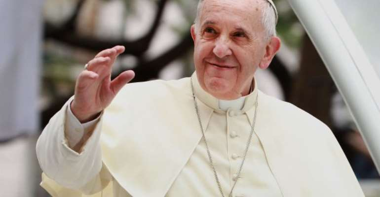 Pope Francis Commended For Combating COVID-19