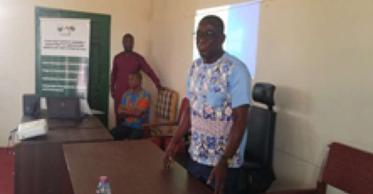 Covid-19: Atiwa East Assembly Sets Up Two Isolation Centres