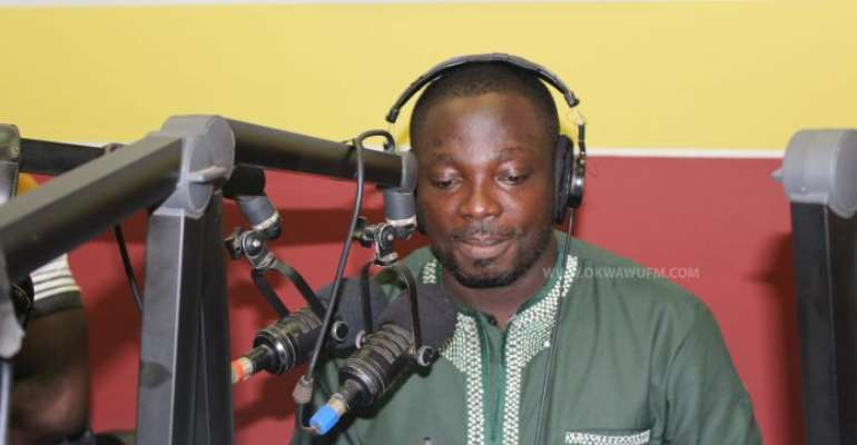 Becoming An MP Is Not About Age But Competence – NPP Aspirant Eric Amofa Tells Critics