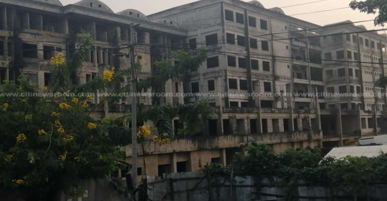 Completing Abandoned Hospitals More Important – Africa Centre For Health Policy