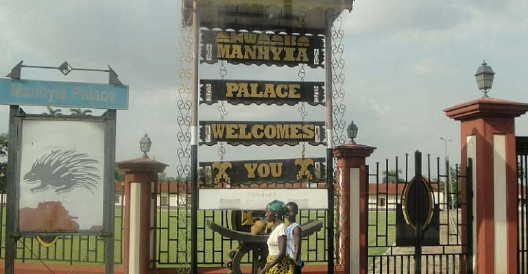 Manhyia Lifts Ban On Funeral Rites In Kumasi