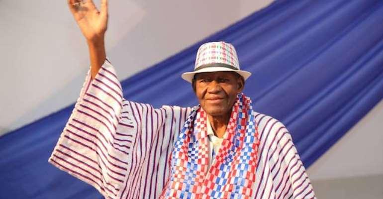 Clement Kubindiwor Tedam