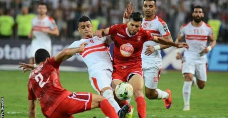 CAF CC: Sfaxien And Zamalek Win Semi-Final First Legs
