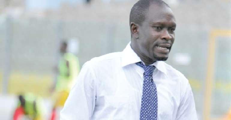 Head Coach of Kotoko - CK Akonnor
