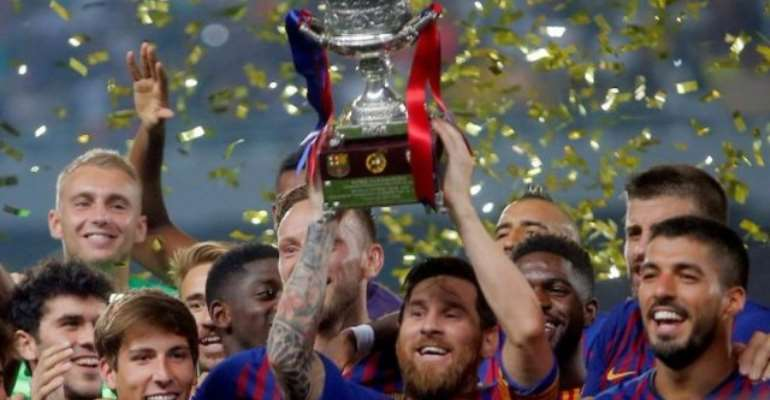 Spain Change Copa del Rey And Super Cup Formats