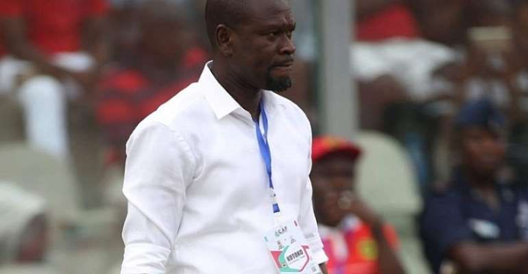 CK Akunnor Impressed With Results Against Chelsea Despite Violent Act Prior To The Game