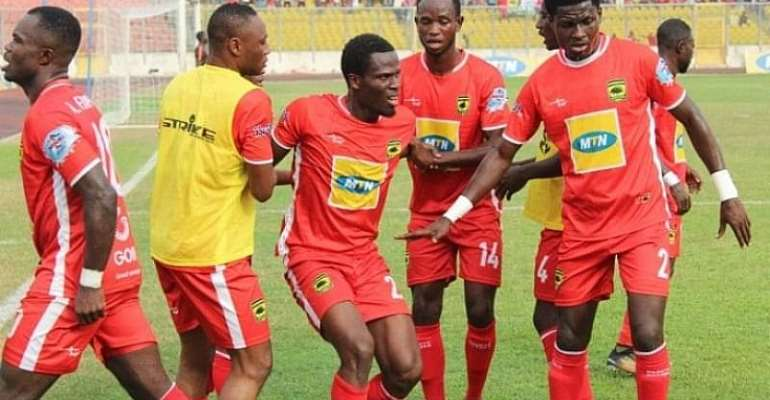 Asante Kotoko To Boycott Normalization Committee Special Competition - Reports