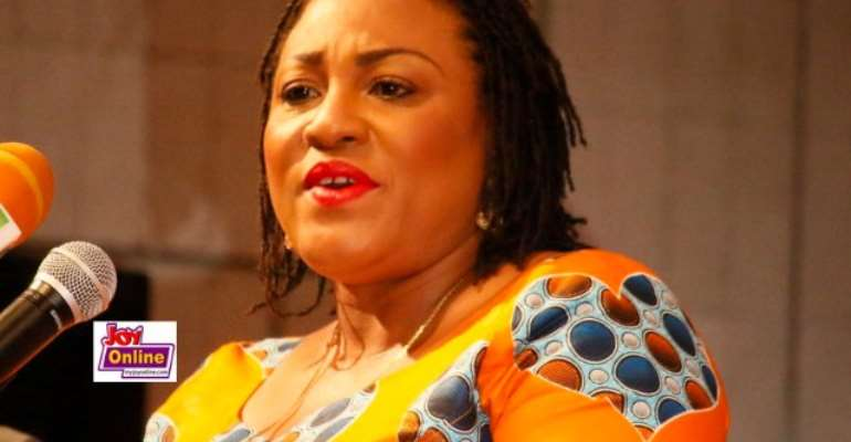 Josephine Nkrumah is the NCCE Chair