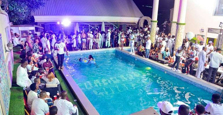 Abuja Pool Party Holds In Grand Style As Startimes,Razor sharp, Others Support With Loud Give-Aways