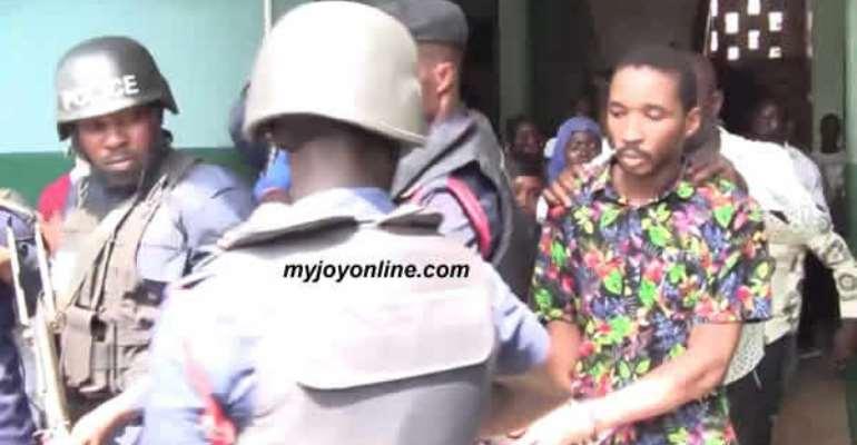 Takoradi kidnapper Jailed 18months