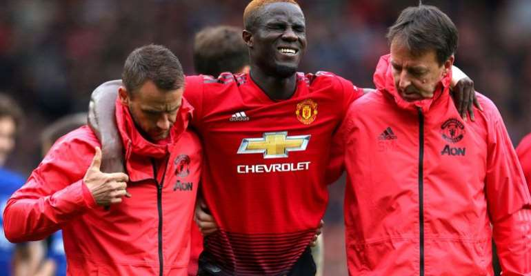 AFCON 2019: Eric Bailly To Miss Tournament