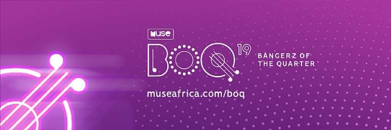 MuseAfrica Releases MuseBOQ Accolades 2019 (1st Quarter) Nominees List