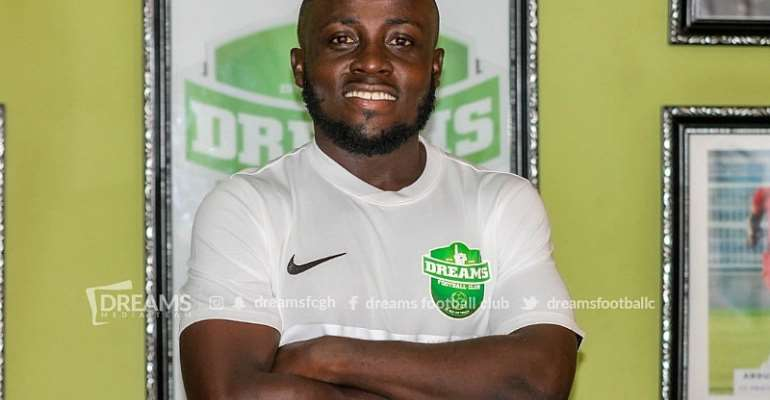 It Is An Honour To Join Dreams FC – Abel Manomey