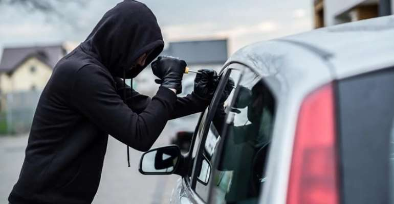 Car Snatchers Grow Wild In Town — Police Issues Alert