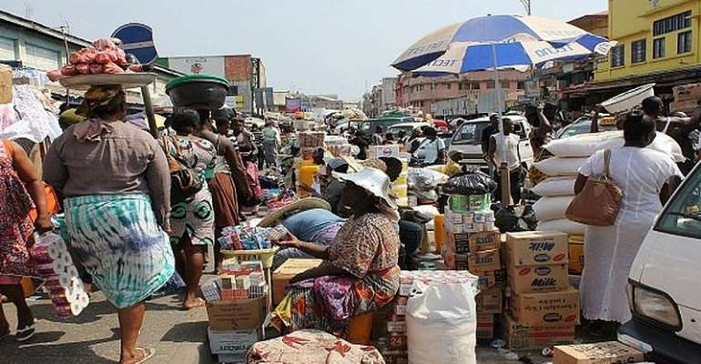 Unit C'ttee Members Demand Compensation For Ayawaso Traders Over Market Closures