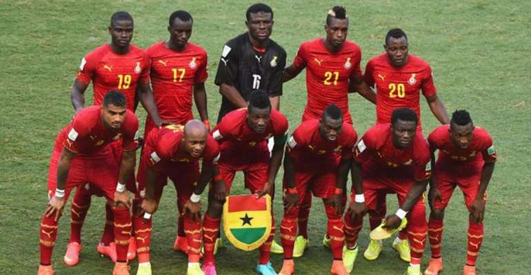 2014 World Cup: Destruction Ruined Black Stars Chances, Says Former Captain Stephen Appiah