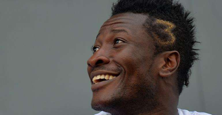 Asamoah Gyan To Initiate Campaign To Revive Juvenile Football