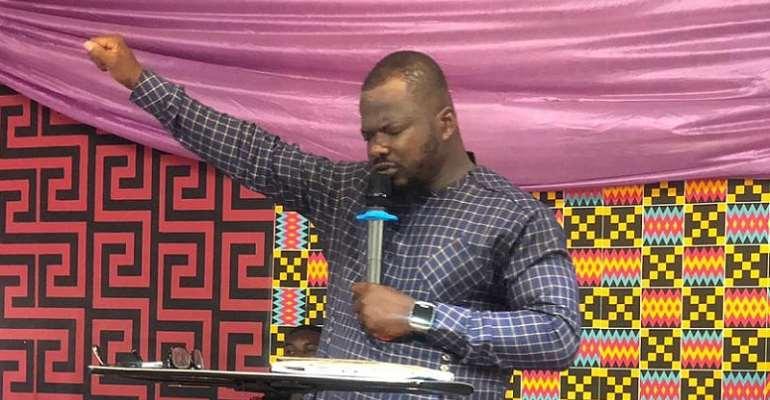 Consistency, persistency, tenacity are attributes that guarantees success - Prophet Kingsley Ansah