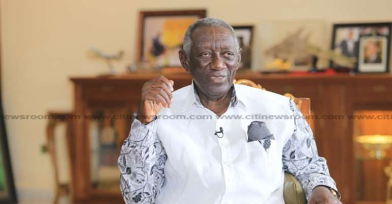 Let's get rid of 'winner takes all' mentality in politics — Kufuor