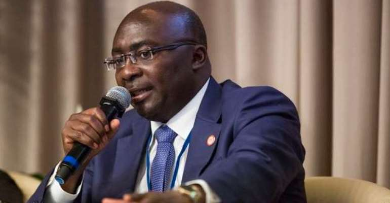 Dr. Mahamudu Bawumia, the Vice-President of Ghana