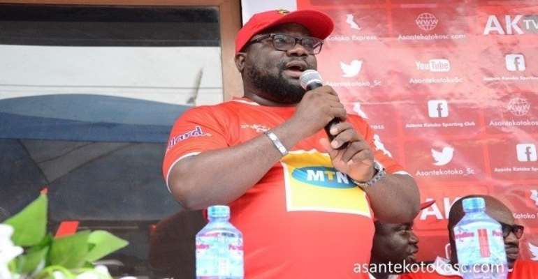 Special Competition: Dr Amoh Sarpong Banned From All Football Related Activities