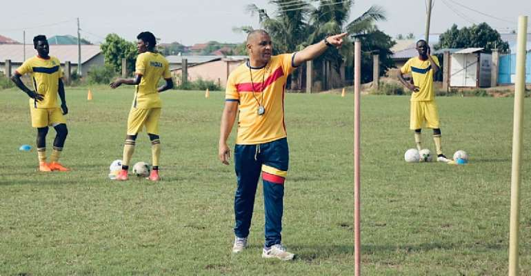 Kim Grant Elated To See Hearts Improving