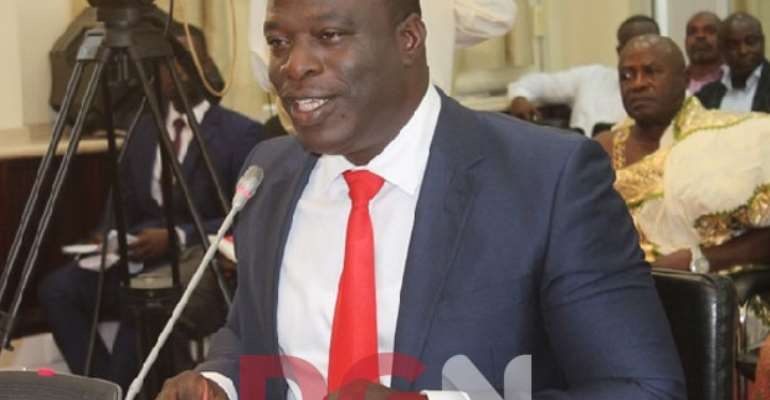 Ignatius Baffuor Awuah, Employment Minister