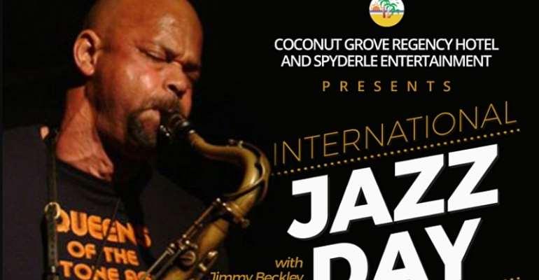 Legendary Jazz Performance In Accra To Mark International Jazz Day