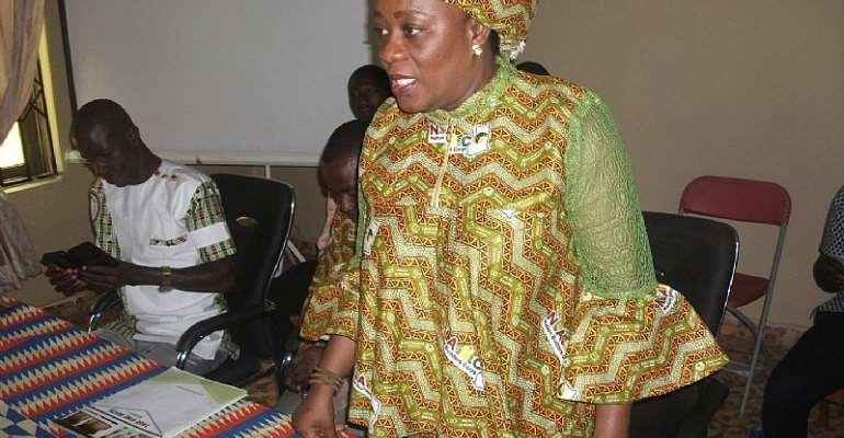 Madam Charity Akua Foriwaa Dwommoh