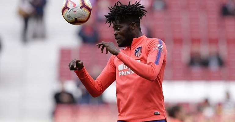 PSG Join Race To Sign Ghana's Thomas Partey