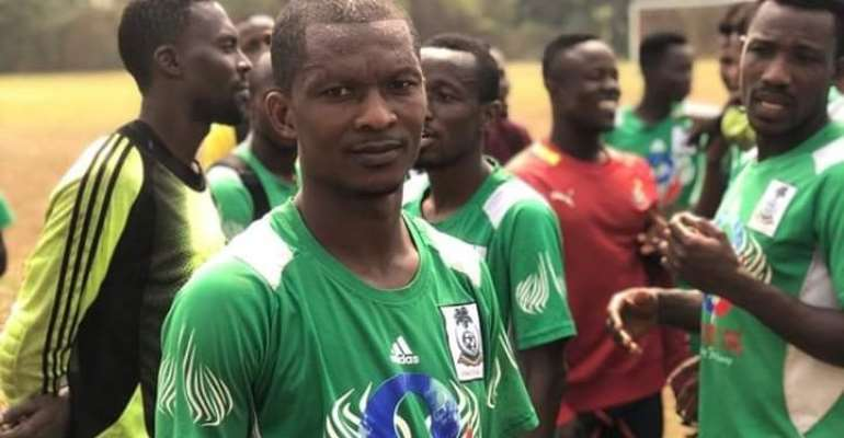 Let's Not Think About Resuming The Ghana Premier League Now - Daniel Nii Adjei